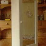 Vintage Shabby Chic Bathroom Cabinet