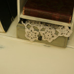 Vintage Antique Shabby Chic Writting Bureau