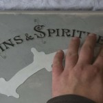 water decal transfer print onto wood furniture