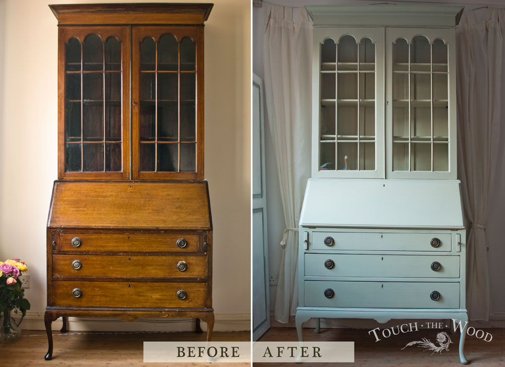 20140212_antique-shabby-chic-bookcase-bureau13_before-after_01
