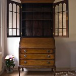 20140212_antique-shabby-chic-bookcase-bureau13_before_02