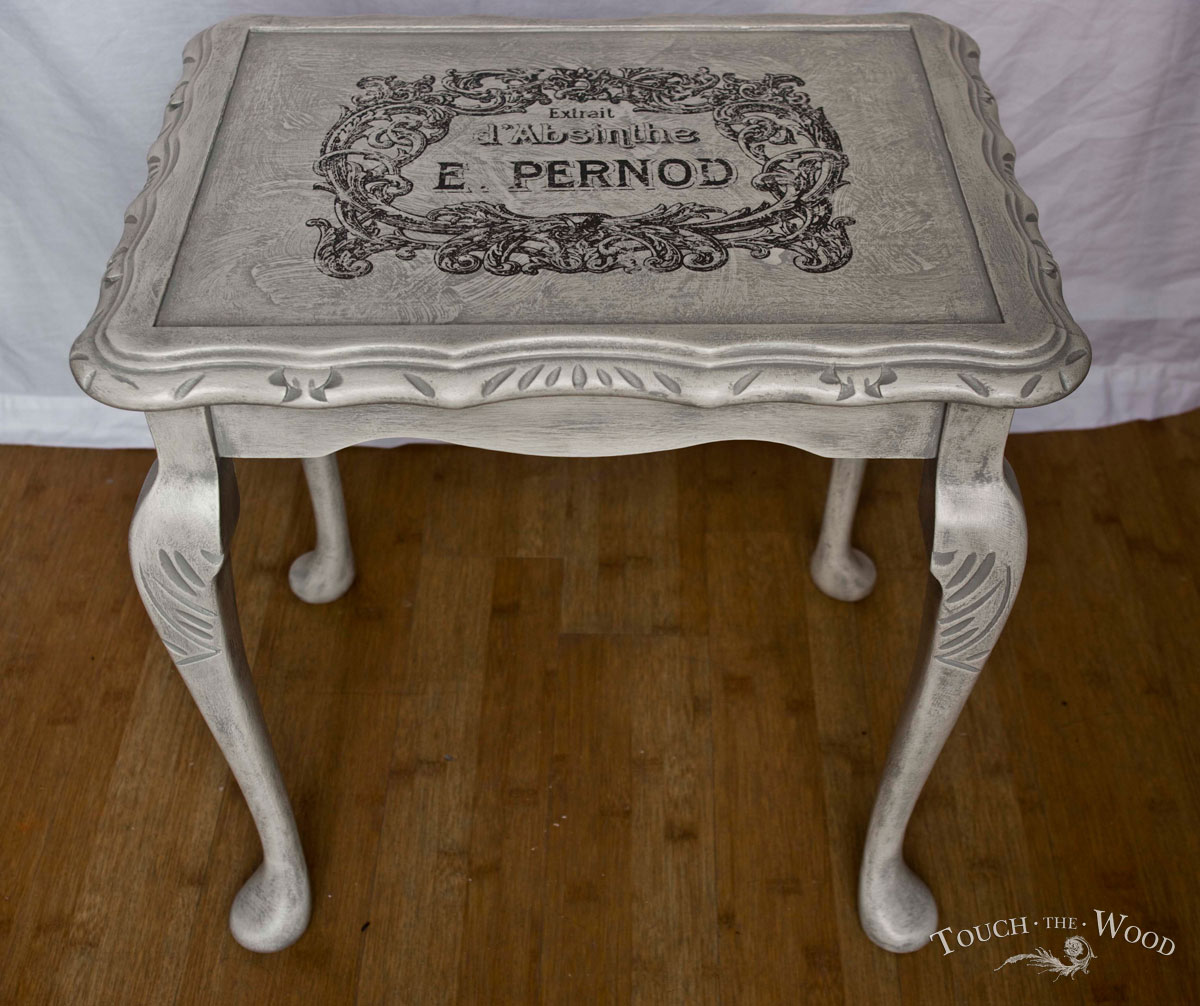 Shabby Chic Coffee Table Nz: Vintage Shabby Chic Single Table No. 05