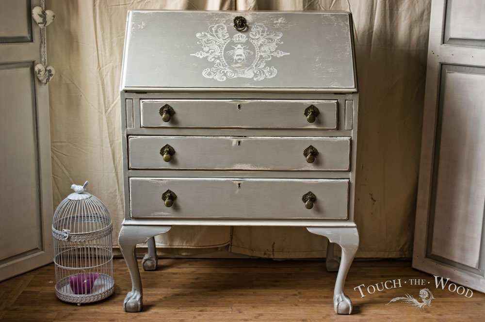 shabby chic furniture bureau no 11 touch the wood. Black Bedroom Furniture Sets. Home Design Ideas