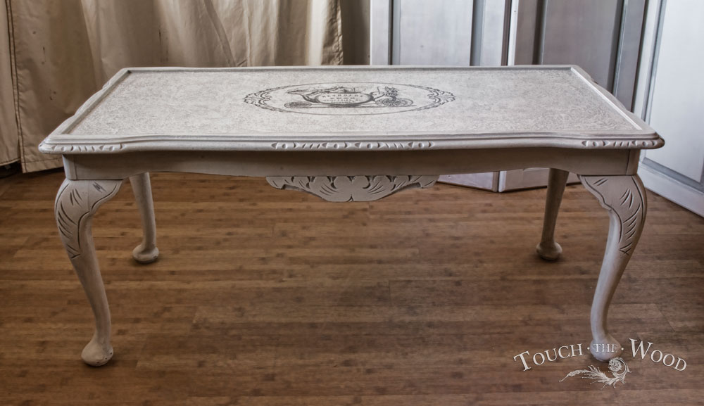 Shabby Chic Coffee Table No 04 Touch The Wood