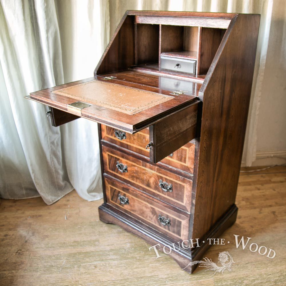 New Arrival Vintage Bureau for Shabby Chic Restoration no 37