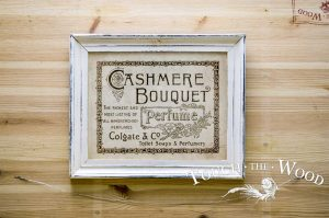 Cashmere Bouquet French Perfume Advert