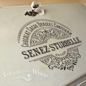 French-Chocolate-Label-Senez-Sturbelle