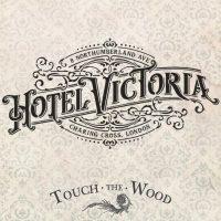 Hotel Victoria Vintage Logo