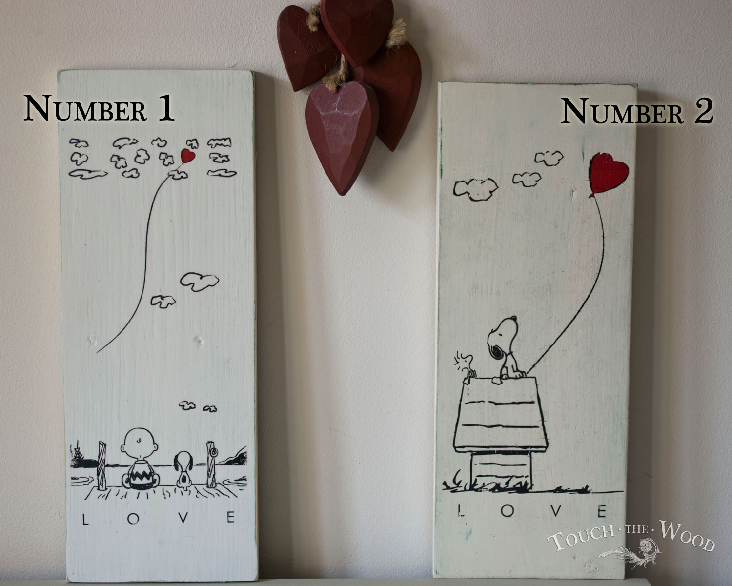 Snoopy Valentine's Day Giveaway