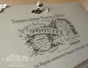 vintage French Gouffe Fabrique