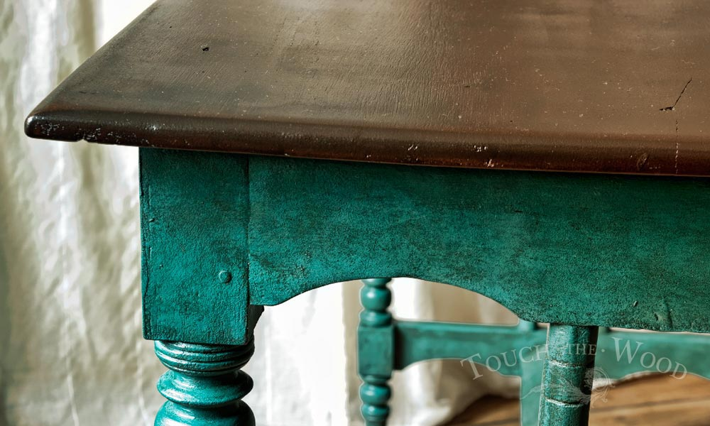 Shabby Chic Table Italian 02