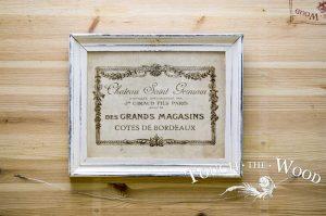 Vintage French Perfume Maker Advert