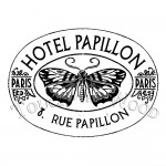 water-decal-print-transfer_butterfly-french-hotel-papillon_black